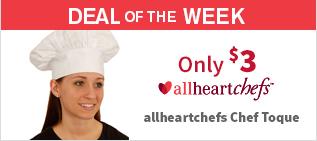 allheartchefs Chef Toque